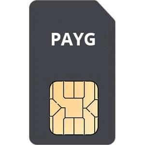 PAYG Multi-Network Sim
